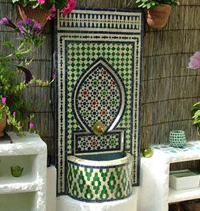 Marokkaanse mozaiek